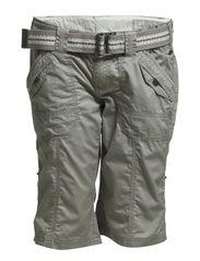 Shorts woven - HAZY GREY