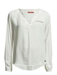 Blouses woven - BROKEN WHITE