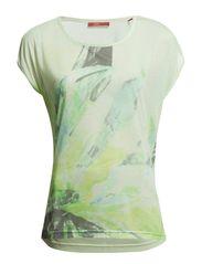 T-Shirts - LIME CREAM