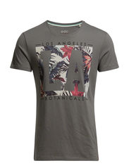 T-Shirts - ROCK GREY