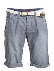 Shorts woven - DEEP BLUE