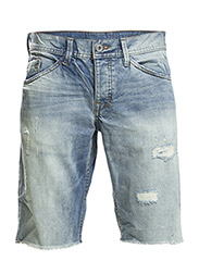Shorts denim - C LIGHT BLUE