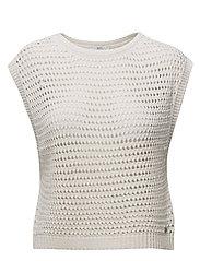 Sweaters - WHITE