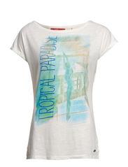 T-Shirts - BROKEN WHITE