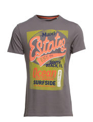 T-Shirts - ROCK GREY