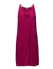 Dresses knitted - DARK PINK