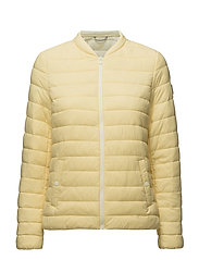 Jackets outdoor woven - PASTEL YELLOW