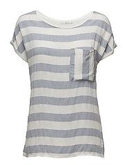 T-Shirts - LIGHT BLUE LAVENDER