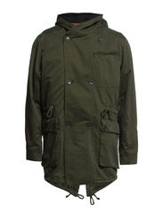 Jackets outdoor woven - HUNTER GREEN