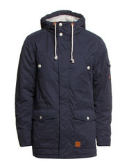Jackets outdoor woven - DARK WASHED BLUE
