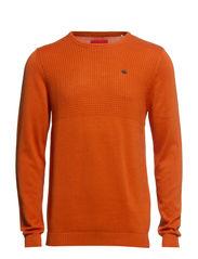 Sweaters - ORANGE PUMPKIN