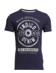 T-Shirts - INDIGO BLUE