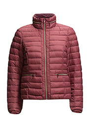 Jackets outdoor woven - DARK OLD PINK