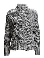 Sweaters cardigan - LIGHT GREY