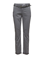 Pants woven - GREY BLUE