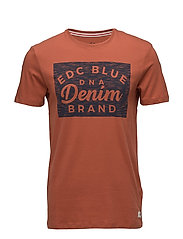 T-Shirts - RUST ORANGE