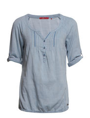 Blouses woven - BLUE COLOURWAY