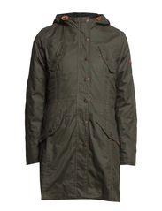 Coats woven - MOOR GREEN