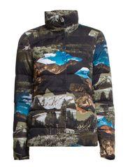 Coats woven - BEIGE COLORWAY