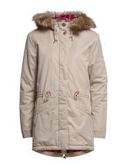Coats woven - NATURAL BEIGE