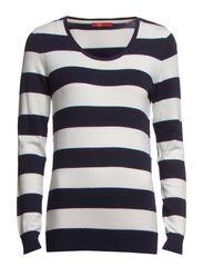Sweaters - DEEP INDIGO