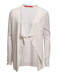 Sweaters cardigan - OFFWHITE MELANGE