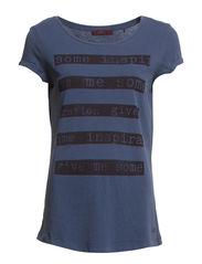 T-Shirts - DEEP INDIGO