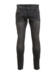 Pants denim - C BLACK USED