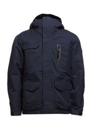 Jackets outdoor woven - MIDNIGHT BLUE