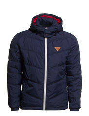 Jackets outdoor woven - DEEP BLUE