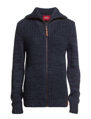 Sweaters cardigan - DEEP BLUE