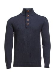 Sweaters - DARK WASHED BLUE