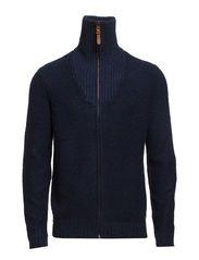 Sweaters cardigan - INDIGO BLUE