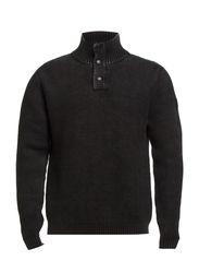 Sweaters - BLACKISH GREY