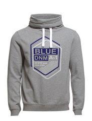 Sweatshirts - MEDIUM GREY MELANGE