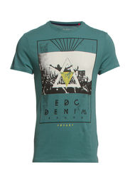 T-Shirts - BALTIC GREEN