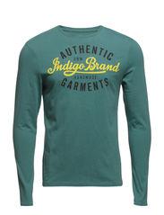 T-Shirts - BALTIC GREEN