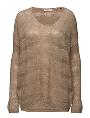 Sweaters - BROWN