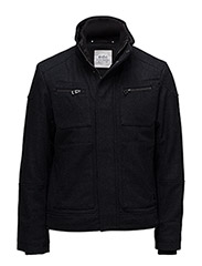 Jackets outdoor woven - DARK GREY 4