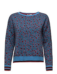 Sweaters - BRIGHT BLUE