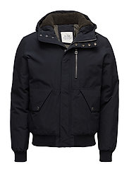 Jackets outdoor woven - DARK BLUE