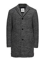 Coats woven - DARK GREY