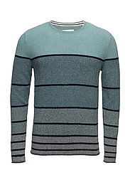 Sweaters - TURQUOISE