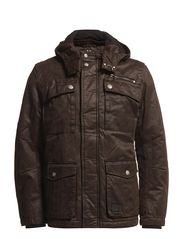 Jackets outdoor woven - LOUNGE BROWN