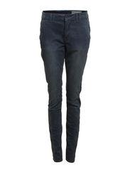 Pants woven - DEEP INDIGO
