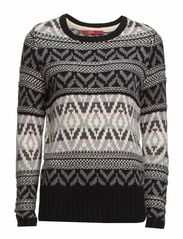 Sweaters - BLACK COLORWAY