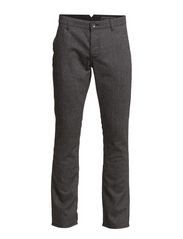 Pants woven - MEDIUM GREY MELANGE