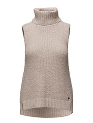 Sweaters - LIGHT TAUPE
