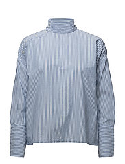 Blouses woven - LIGHT BLUE