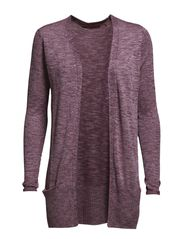 Sweaters cardigan - GRAPE JUICE